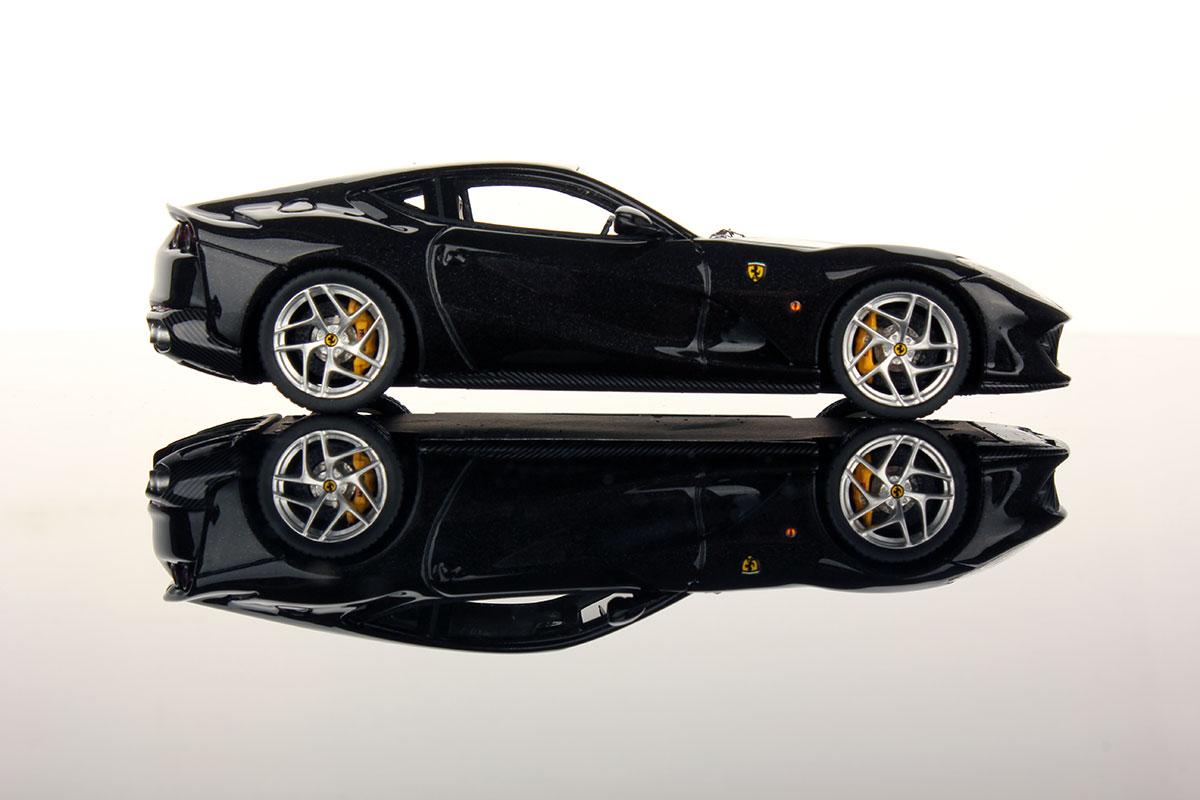 Looksmart 1:43 Nero Daytona Ferrari 812 Superfast