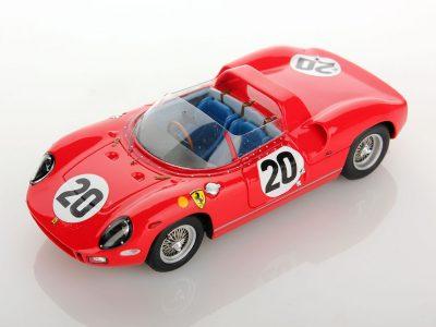 Ferrari-275P-Winner-Le-Mans-1964-#20-1-43