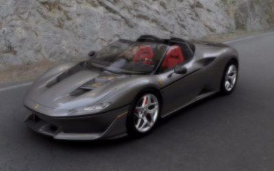 Ferrari J50 1:18