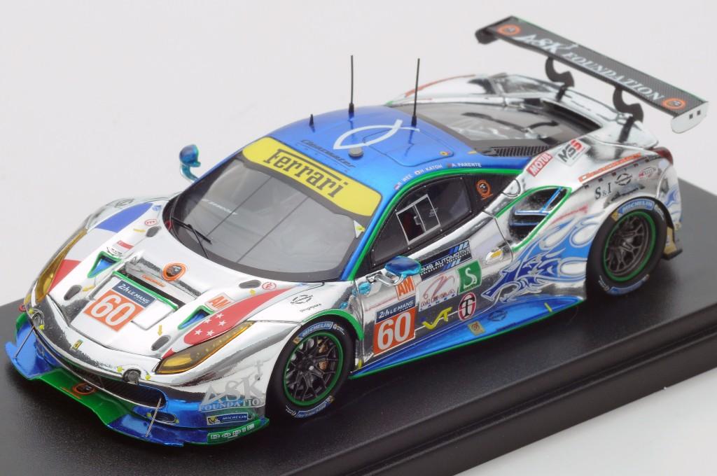 Ferrari 488 GTE Le Mans 2017 1:43