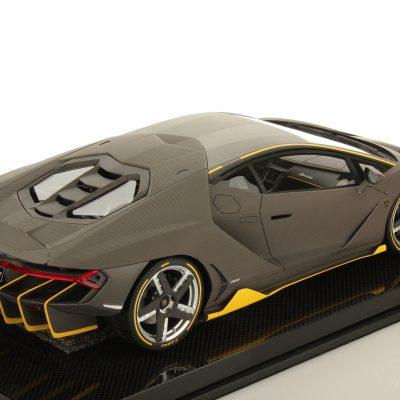 Lamborghini Centenario 1:12 Carbonium Matte