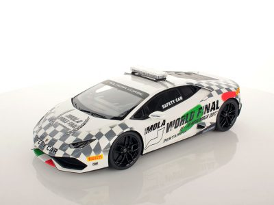 Lamborghini Huracan Safety Car 2017 1:18