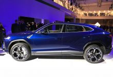 Lamborghini Urus Official Launch