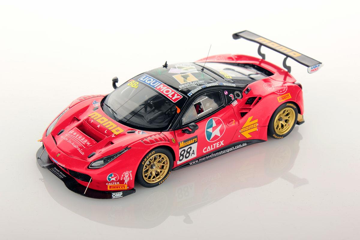 Ferrari 488 GT3 Bathurst 2017 1:43