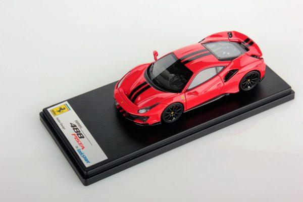 Ferrari 488 Pista Rosso Scuderia 1:43