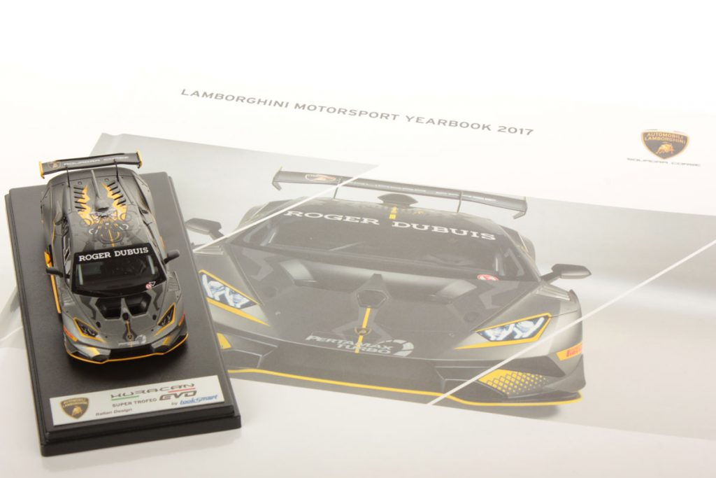Lamborghini Super Trofeo Yearbook 2017
