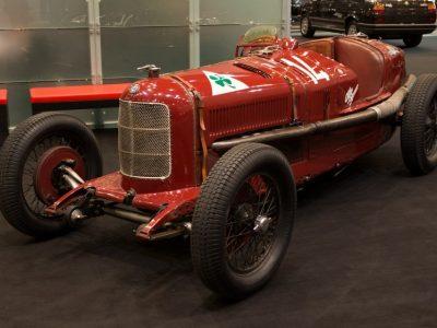 Alfa Romeo P2 1:18