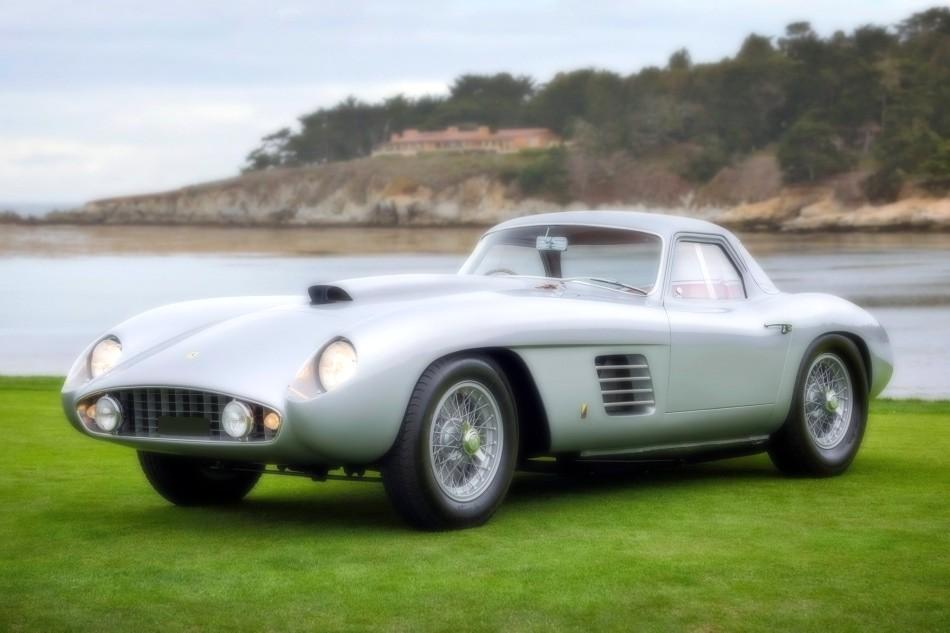 Ferrari 375 MM Scaglietti Coupe 1:18