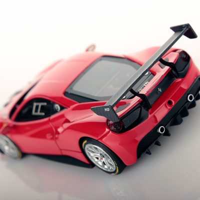 Ferrari 488 challenge 1:43