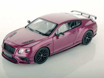 Bentley Continental Supersport 1:43