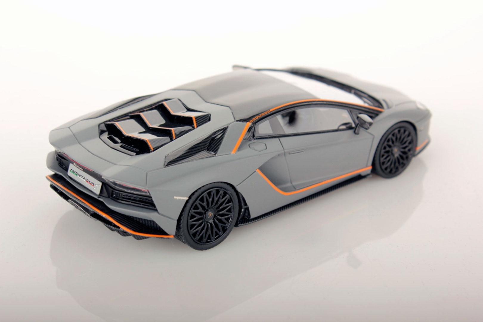 "Lamborghini Aventador S ""Ad Personam"" 1:43"