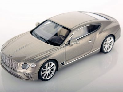New Bentley Continental GT 1:43