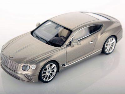 New Bentley Continental GT 1:43