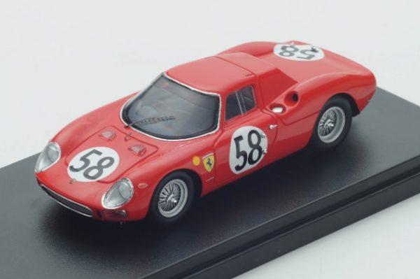 Ferrari 250LM Le Mans 1964 #58 Scale 1:43