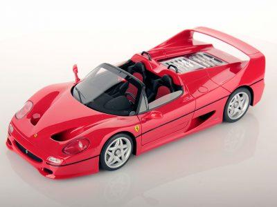 Ferrari F50 Spider 1:18