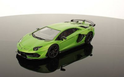 Lamborghini Aventador SVJ 1:43
