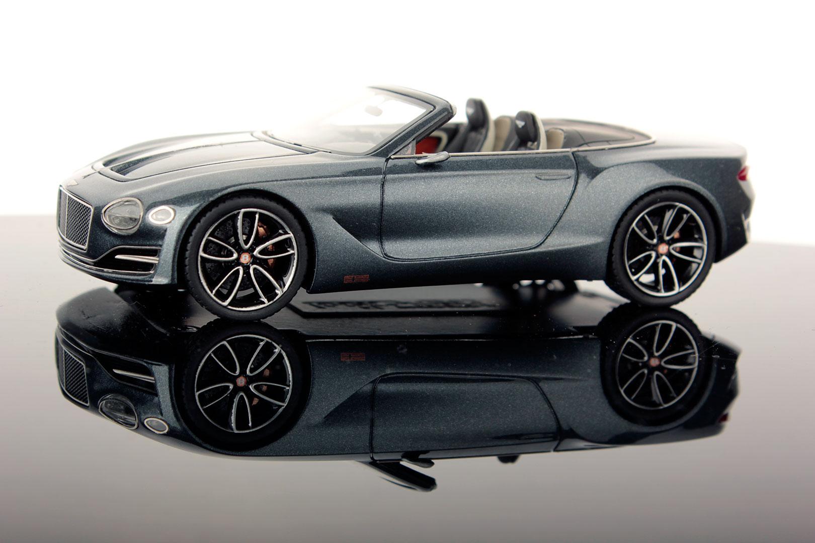 bentley exp 12 speed 6e 1:43 - looksmart models