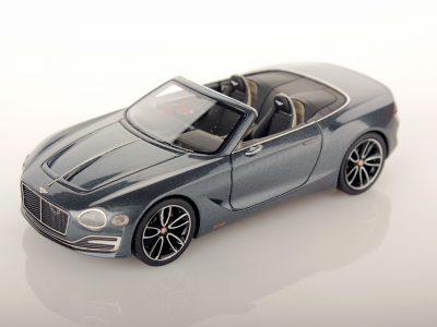 Bentley exp 12 speed 1:43