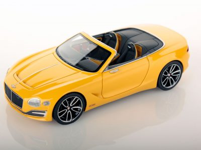 Bentley exp 12 speed 1:43