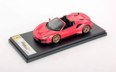 Ferrari 488 Pista Spider 1:43