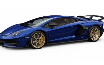 Lamborghini Aventador SVJ 1:18