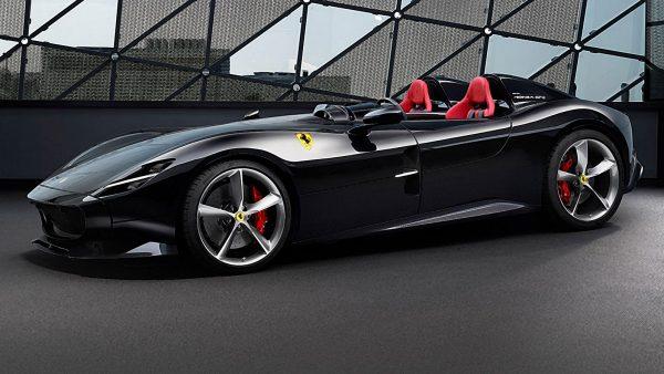 Ferrari Monza SP2 1:18 1:43 scale
