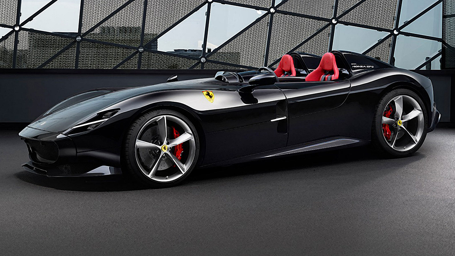 ferrari monza sp2 1 43 looksmart models. Black Bedroom Furniture Sets. Home Design Ideas