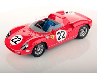 Ferrari 250P 3rd Le Mans 1963 #21 1:18