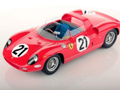 Ferrari 250P Winner Le Mans 1963 #21 1:18
