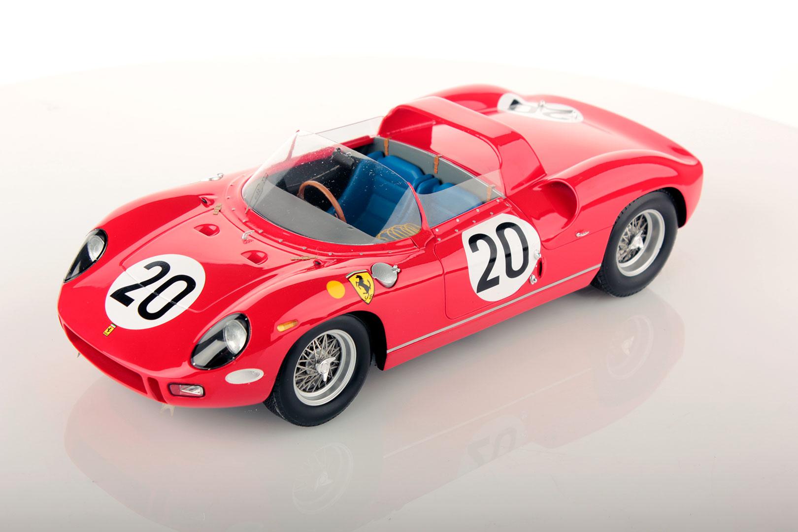 Ferrari 275p Winner Le Mans 1964 20 1 18 Looksmart Models