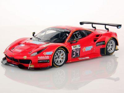 Ferrari 488 GT3 SPA Praga 1:43
