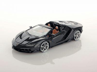 Lamborghini Centenario Carbon 1:43