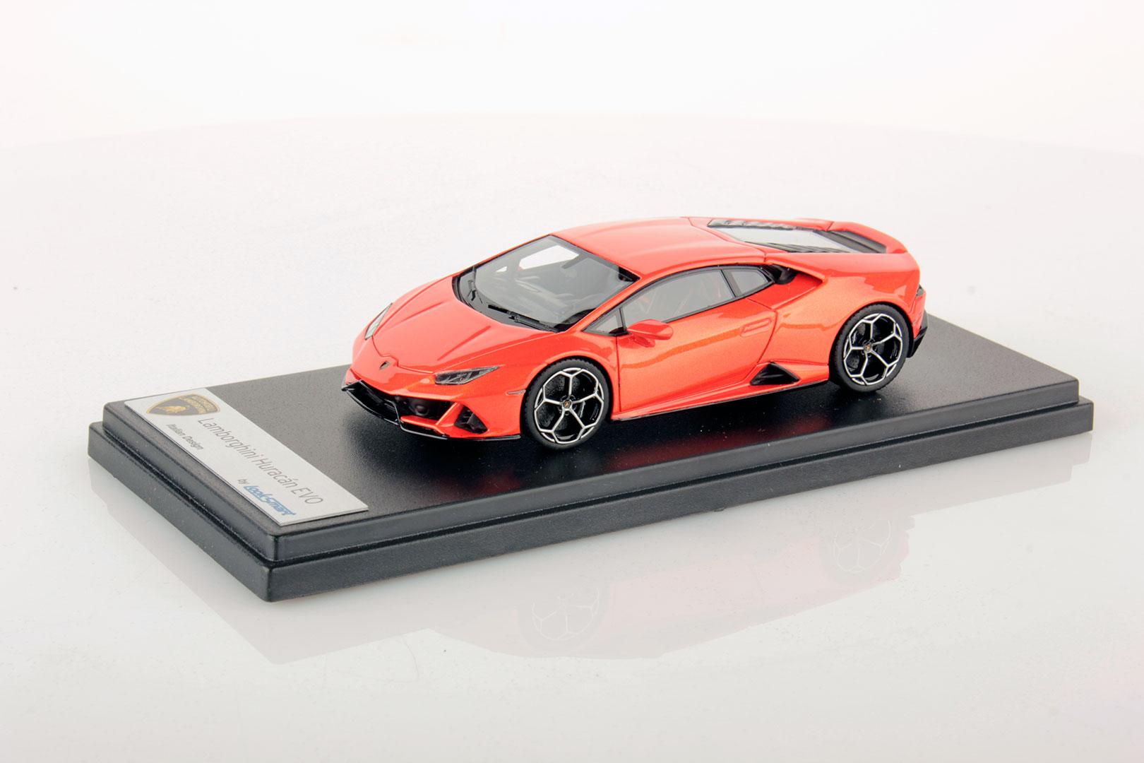 Lamborghini Huracan Evo 1 43 Looksmart Models