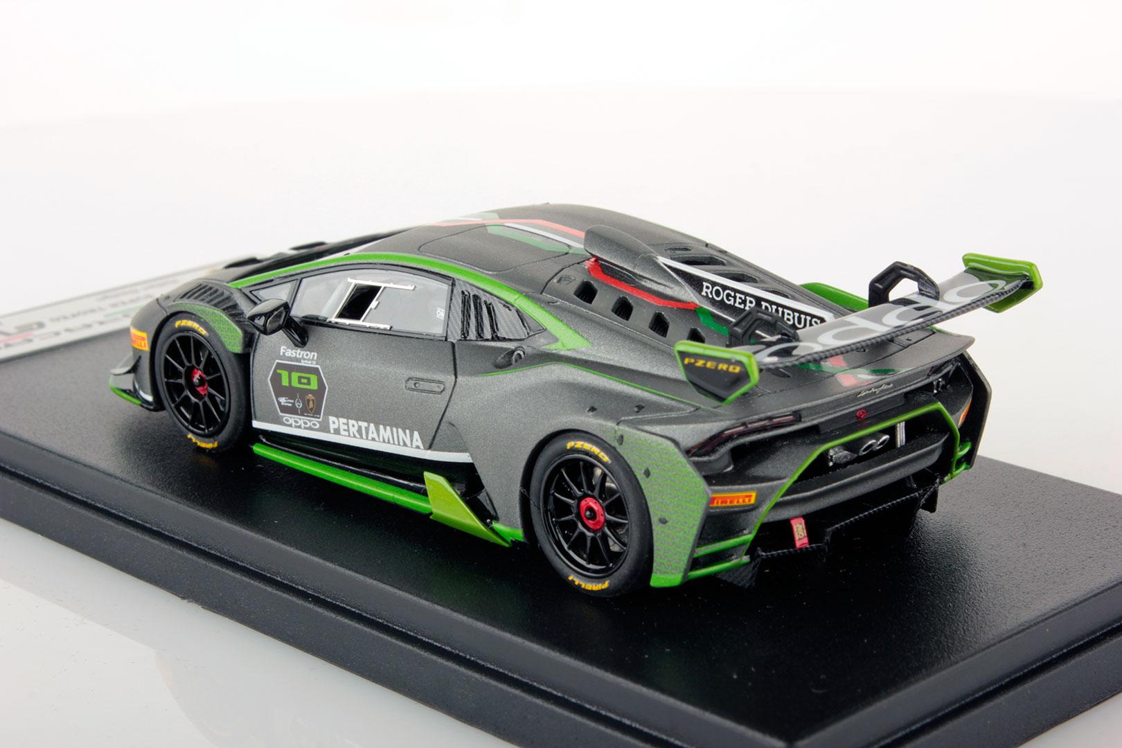 Lamborghini Huracán Super Trofeo EVO 10th Ann. 1:43