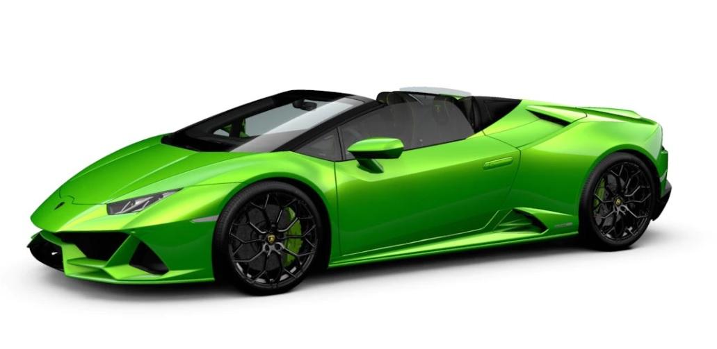 Lamborghini Huracan Evo Spyder 1 43 Looksmart Models