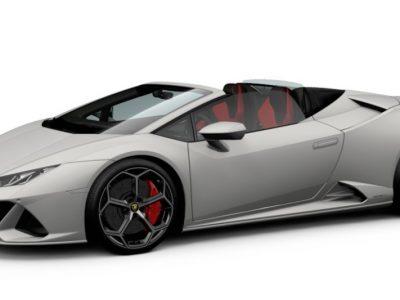 Lamborghini Huracan Evo Spyder 1:43