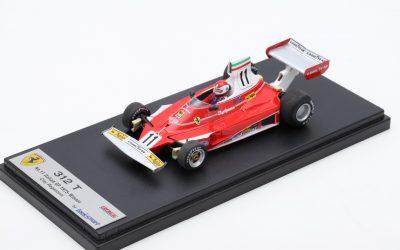Ferrari 312T Italian GP 1975 winner Regazzoni