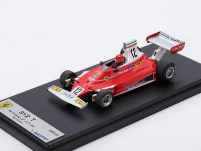 Ferrari 312T Italian GP 1975 third Lauda