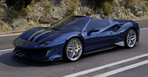 Ferrari 488 Pista 1:43