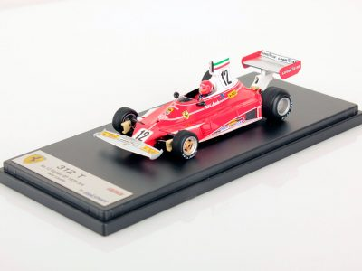 Ferrari 312 T Italian GP 1975 Lauda 1:43
