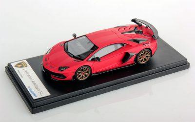 Lamborghini SVJ Rosso Mirmir 1:43