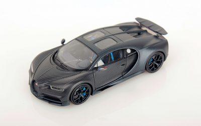 Bugatti Chiron 110 Ans wing up