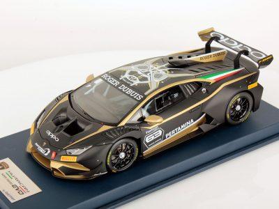 Lamborghini Huracan Supertrofeo EVO Collector 1:18