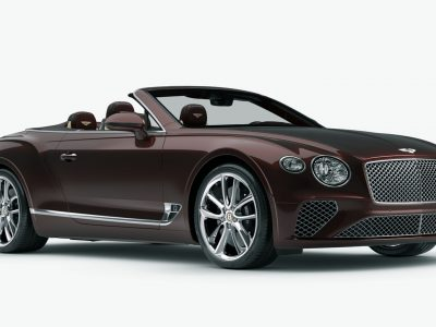 New Bentley Continental GT Convertible 1:43