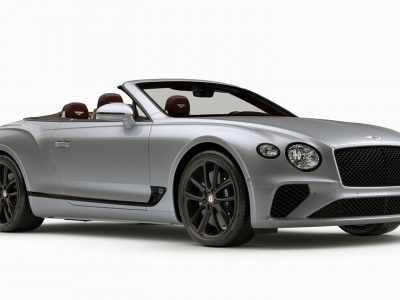 New Bentley Continental GT Convertible 1:43