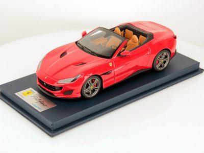 Ferrari Portofino Open Roof 1:18