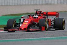 Ferrari SF90 Vettel