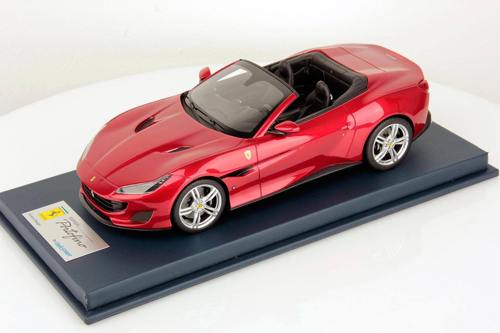 Ferrari Portofino Open Roof 1 18 Looksmart Models