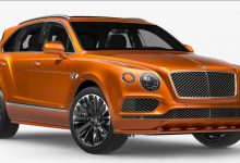 New Bentley Bentayga Speed 1:43