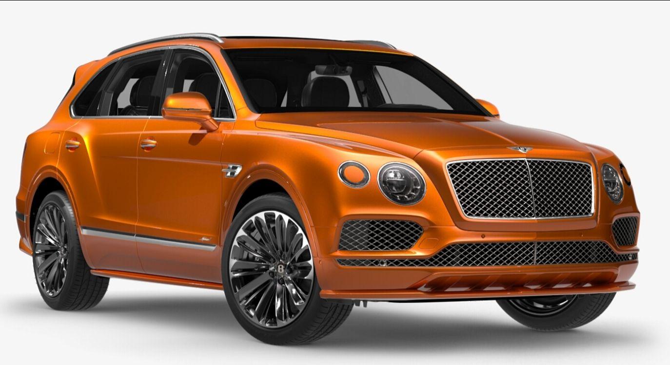 New Bentley Bentayga Speed Scale 1 43 Looksmart Models